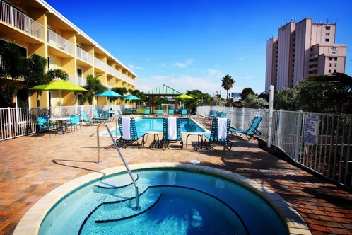 Treasure Island Florida 33706 Get Directions Hotel Image