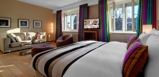 Boutique Hotel Wellenberg Zurich