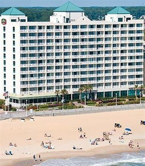 Courtyard By Marriott Virginia Beach Oceanfront South 2501 Atlantic Ave 23451 Get Directions Hotel Image