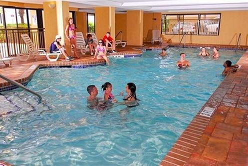 Holiday Inn At The Pavilion Myrtle Beach
