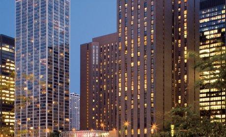Hyatt regency chicago west tower lower level