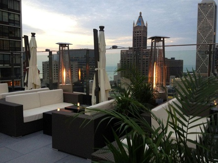 Ivy boutique hotel chicago for Groupon chicago hotels