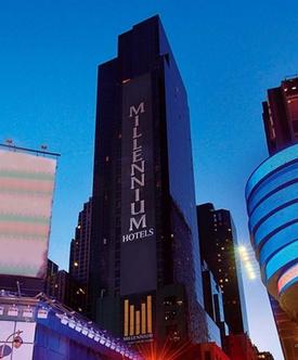 Hotel Millennium Broadway New York Times Square