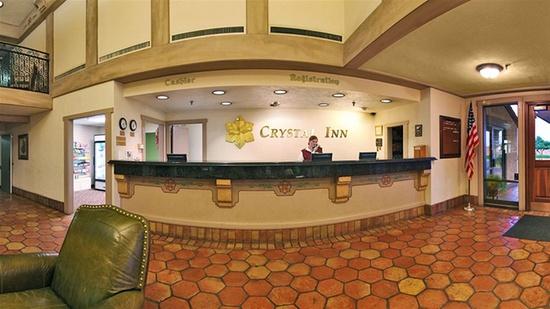 Crystal Inn Hotel Suites St George