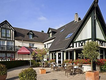 Mercure cabourg hippodrome cabourg for Hotels cabourg