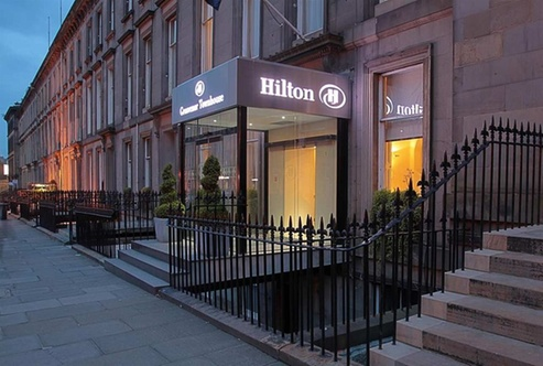 Hilton edinburgh grosvenor edinburgh for Hilton garden inn edinburgh in