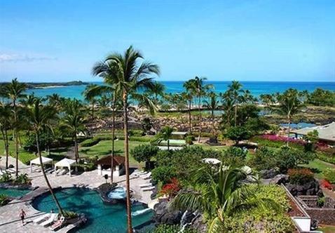 Waikoloa Beach Marriott Resort Spa Package The Best Beaches In
