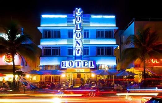 The Colony Hotel Miami Beach