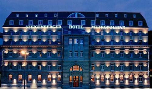 Steigenberger Hotel Group Frankfurt