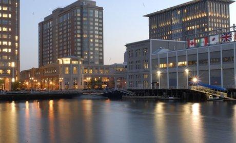 Groupon Seaport Boston Hotel