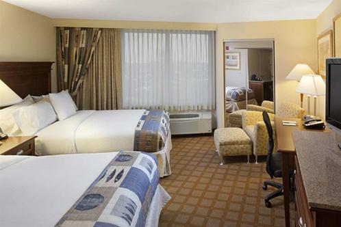 Doubletree By Hilton Hotel Jefferson City Jefferson City