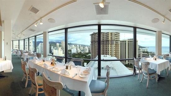 Ilikai hotel luxury suites honolulu for Best private dining rooms honolulu