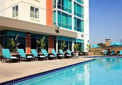 Residence Inn By Marriott Downtown Long Beach Long Beach