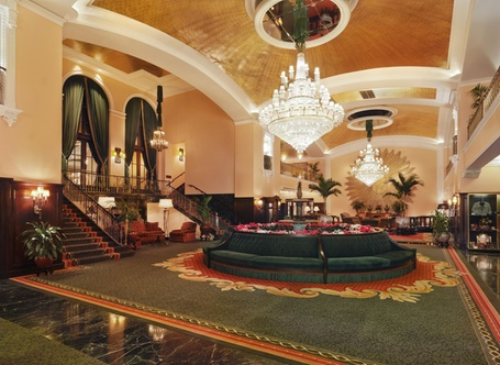 Amway Grand Plaza Hotel Conference Room
