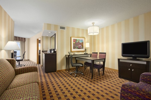 Embassy Suites By Hilton Minneapolis Airport Bloomington