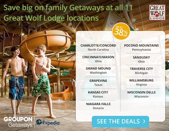 1 verified Great Wolf Lodge coupon, promo code as of Dec 2: Sign Up for Great Wolf Lodge Emails and Receive Exclusive Deals and Latest News. Trust siti-immobilier.tk for Vacation Rentals savings.