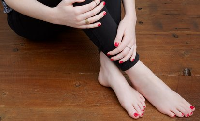 CND Shellac Manicure or Pedicure or Both at Rejuvenate Aesthetics (Up to 53% Off)