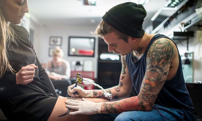 Dbre' Ink Tattoo - Warren: $120 Worth of Services