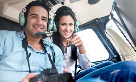 60 Min. Doppeldecker Ultraleichtflugzeug selber fliegen mit der Airman Ultraleicht Fliegerschule (30% sparen*)