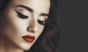 Cocoblaq Hair And Beauty : Brow Threading with Brow and Lash Tint - One ($19) or Three Visits ($49) at Cocoblaq Hair and Beauty (Up to $141 Value)