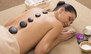 Berührungskunst  Kosmetik: 60 Min. Massage nach Wahl, opt. mit Fußreflexzonen-Massage und Fußbad, bei Berührungskunst Kosmetik (bis zu 45% sparen*)