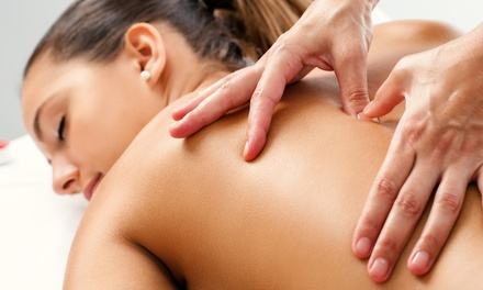 One Hour Relaxation Massage + Thermal Acupressure: One ($39) or Two Sessions ($75) at The Boutique (Up to $198 Value)