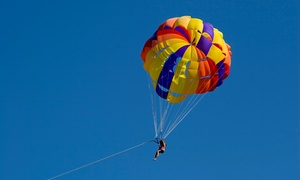 Seawake: 15-Minute Parasailing for Up to Three with Seawake (Up to 50% Off)