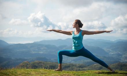 Retiro de yoga y mindfulness en Málaga: 3 noches en habitación compartida con pensión completa en B&B Kia Ora para 1