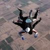 Baptême de chute libre en parachute en tandem