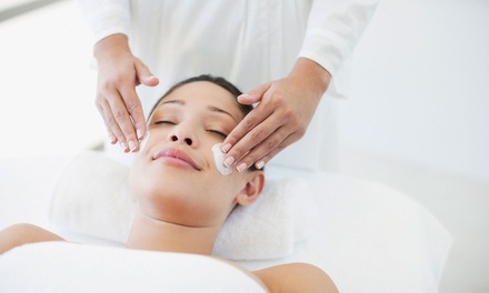 $59 for 75 Min Facial + Head Massage, or $89 to Add Vitamin Infusion or Microderm at Total Beauty (Up to $189 Value)