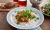 La Dolce Vita - Brugge: Menu indien en 3 services délicieux au cœur de Bruges chez La Dolce Vita
