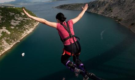2 o 4 saltos de puenting para 1 a 2 personas desde 34,95 € con Limitlife Aventura