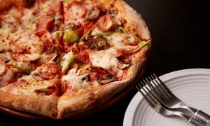 25% Cash Back at Rosati's Pizza at Rosati's Pizza, plus 6.0% Cash Back from Ebates.