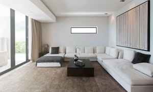 Handy Clean: Carpet Cleaning on One ($39), Two ($49) or Four Bedrooms ($79) with Hallway + Lounge with Handy Clean (Up to $240 Value)