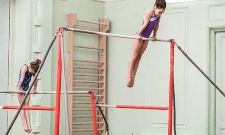 One Month of Children's Gymnastics Classes at Port Jefferson Gymnastics (Up to 64% Off)