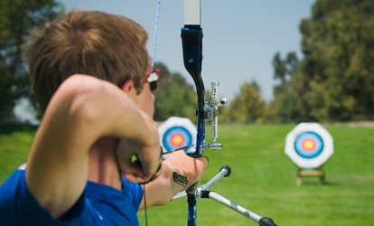image for 60-Minute Archery Experience for Up to Four at Chiltern Archery (Up to 51% Off)