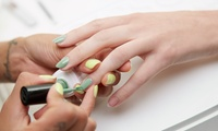 Manicure and Pedicure with Optional Cleansing Facial at Perfect Choice Beauty & Spa