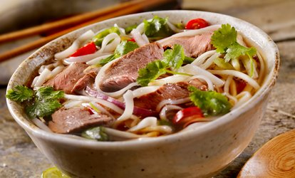Two-Course Chinese Meal for Two or Four at China Mite (Up to 50% Off)