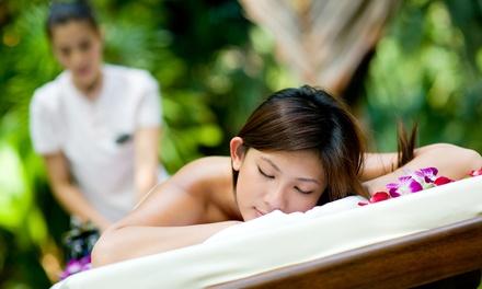 60 Minuten Thai-Massage für 1 Person oder 1 Paar im Massagesalon und Spa Sri Siam (bis zu 41% sparen*)