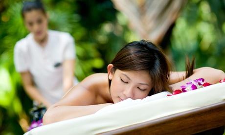 Masaje tailandés, técnica MER, o masaje a elegir de 30, 60 o 90 minutos desde 16,95€ en Excellence Formación Salud