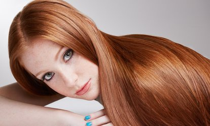 image for Restyle or Cut Plus Blow-Dry with Optional Conditioning Treatment and Head Massage at Vogue (Up to 60% Off)