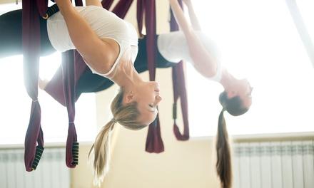 1 o 2 meses de acceso a Pilates aéreo desde 9,95 € en AMR Clínicas de Fisioterapia