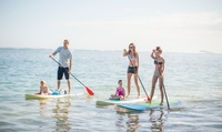 Paddle Boarding and a Pint or Picnic for One or Two at Dive and Dine Adventures (Up to 67% Off)