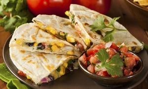 El Mero Mexicano: Mexikanisches 3-Gänge-Spezialitäten-Menü für 2 oder 4 Personen im El Mero Mexicano (bis zu 50% sparen*)