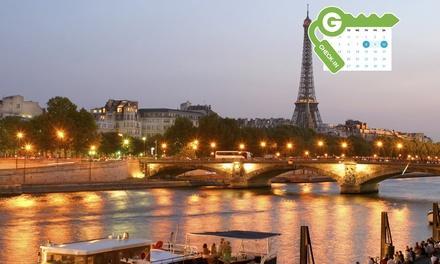 París: estancia para dos en habitación doble Club con desayuno en INTER-HOTEL Parisiana
