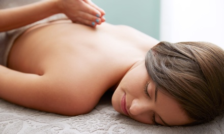Choice of 50Minute Massage with Optional 30Minute Chinese Treatment at Spa at the Hilton Park Lane