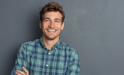 $19 for Men's Style Cut and Hair Treatment at The Cutting Room (Up to $50 Value)