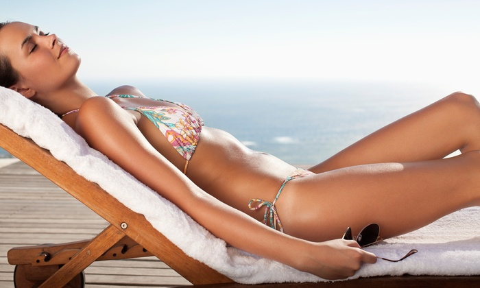 Malibu Tan - Multiple Locations: Five UV Tans in Any Level Bed or One VersaSpa Sunless Tan at Malibu Tan (Up to 83% Off)