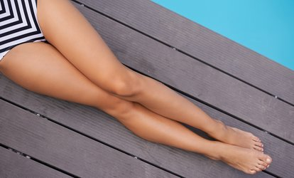 Up to 57% Off GiGi Full Leg Waxing at Etuale Skin Care Center