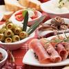 Spanisches 4-Gänge-Menü mit Tapas